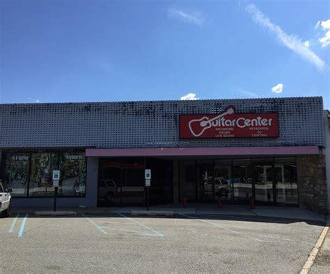 Paramus Guitar Center Store