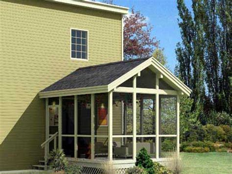 house plans with screened porch floor plans with screened porches