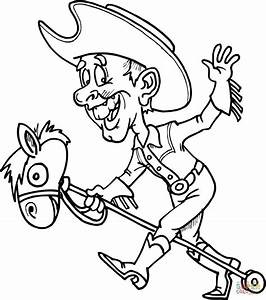 Cowboy Hat Coloring Page For Kids Jpg - Coloring Page Cowboy
