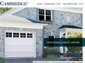 Portes de garage residentielles a quebec a gignac for Porte de garage enroulable jumelé avec urgence porte