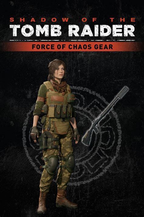 Shadow of the Tomb Raider: Force of Chaos Gear for Xbox