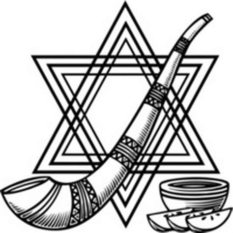 rosh hashanah coloring pages  kids family holidaynet