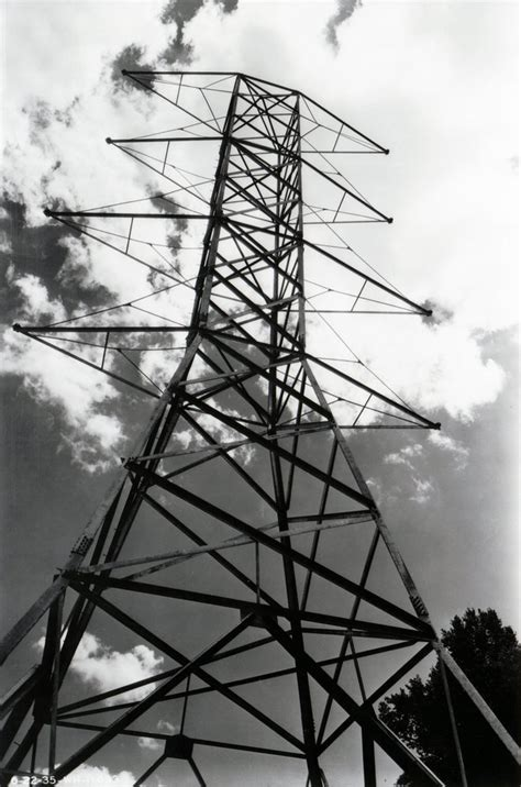 electric power  tower tennessee valley authority