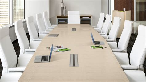 Convene Meeting Room & Conference Tables - Steelcase