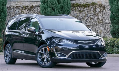 Chrysler Pacifica Awd by 2019 Chrysler Pacifica Awd Review Price Specs Cars
