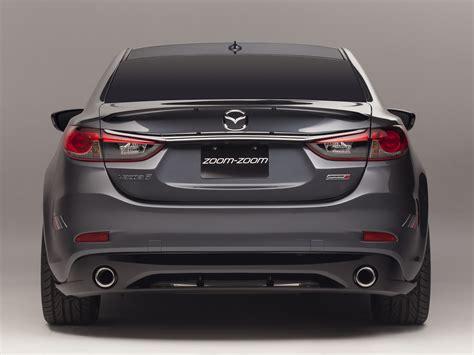 2013 Mazda Club Sport 6 Concept (gj) G-j Tuning R
