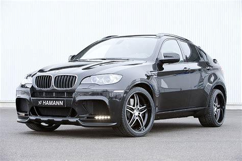 Modified Bmw X6m by Hamann Presents Their Modified X6 M