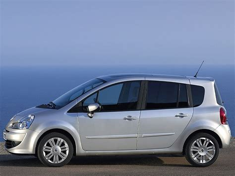 2007 Renault Grand Modus Pictures Information And Specs