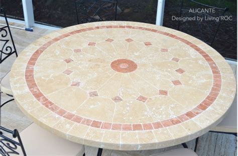 onyx kitchen sinks 48 quot 60 quot outdoor garden patio mosaic marble dining 1197