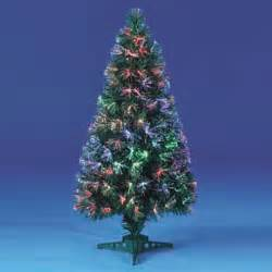 Tabletop Fiber Optic Christmas Tree by Chain Blog Fiberoptic Christmas Trees