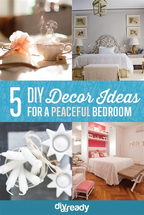 peaceful bedroom ideas diy projects craft ideas  tos