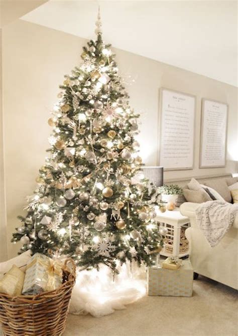 20 gold christmas decorations ideas you must love feed inspiration