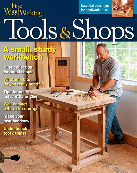 calameo fine woodworking  winter  tools  shops preview