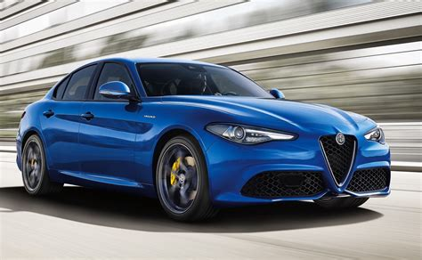 Sporty Alfa Romeo Giulia 'veloce' Variants Added To Lineup