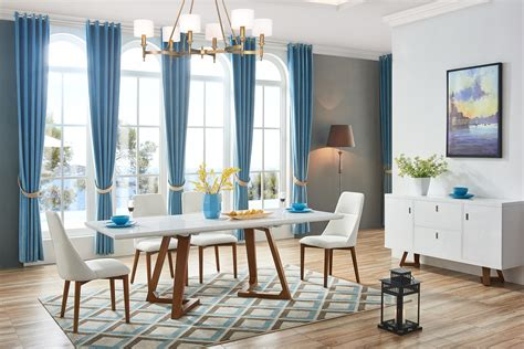 table   chairs modern formal dining sets