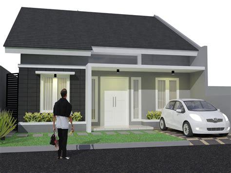 desain rumah sederhana  digandrungi rumah diy