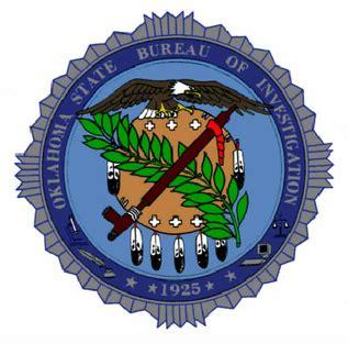 file oklahoma state bureau of investigation logo png