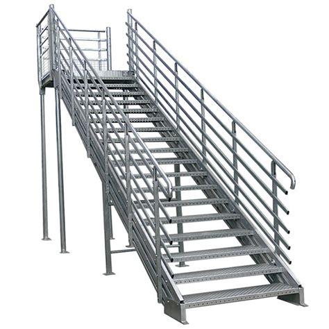 norme escalier industriel metallique garde corps m 233 tallique pour escaliers res et palliers