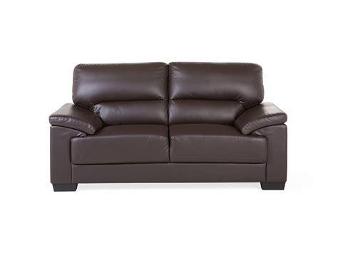 canape cuir deux places canapé canapé en cuir canapé marron canapé classique