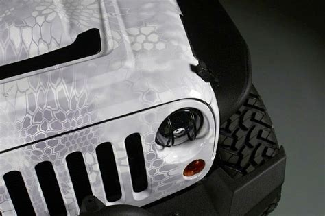 Kryptek Vinyl Boat Wrap by 2013 Jeep Wrangler Kryptek Yetti Vinyl Wrap By Quot Rapid