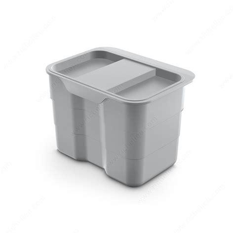 poubelle compost pour cuisine poubelle pour compost quincaillerie richelieu