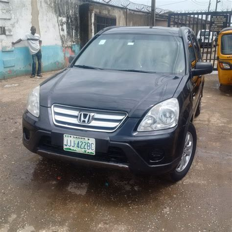 honda jeep 2005 2005 on belt reg honda crv jeep available autos nigeria