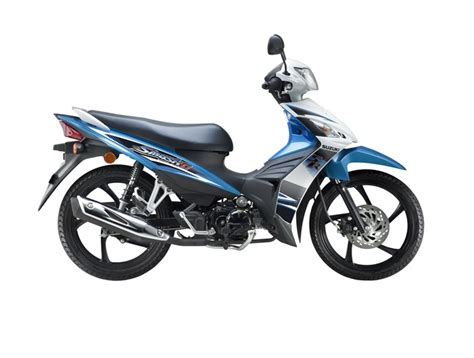 Modification Suzuki Smash Fi by Suzuki Smash Fi Mekanika Permotoran Gaya Baru