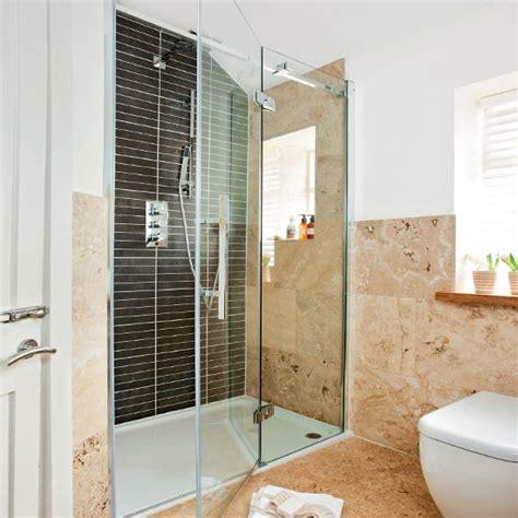 room bathroom ideas neutral limestone shower room bathroom designs