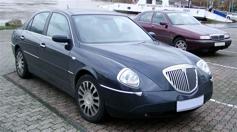 Lancia Thesis Photos And Comments Wwwpicautoscom