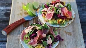 Comment Faire Des Tacos Maison : recette de tacos au thon rouge foodlavie ~ Melissatoandfro.com Idées de Décoration