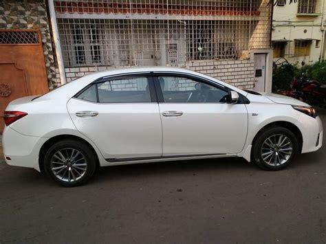 Toyota Corolla Altis Modification by Used Toyota Corolla Altis 1 8 Gl In Kolkata 2016 Model