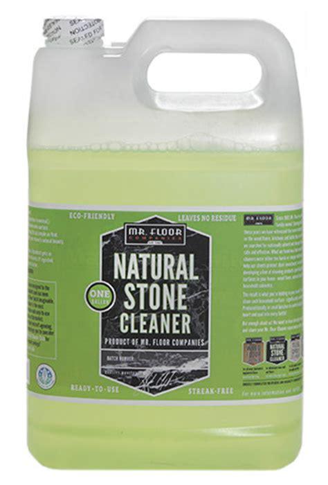 natural stone cleaner quart wtrigger