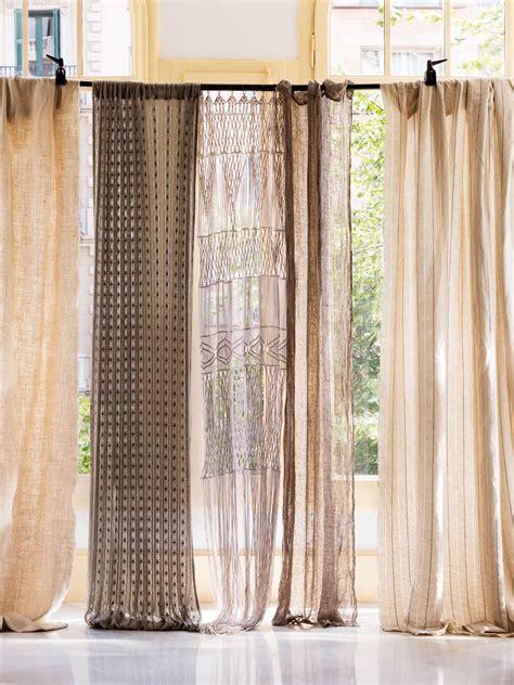 cortinas diferentes cortinas cortinas para tu sal 243 n o dormitorio telas e