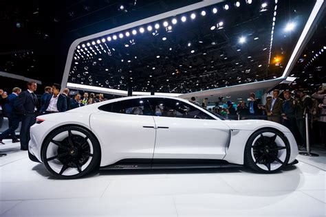 porsche mission e wheels iaa 2015 porsche mission e