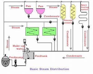 Effective Steam Distribution System