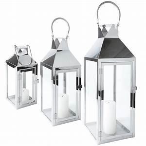 Windlicht Laterne Edelstahl : laterne edelstahl glas mit t r metall windlicht gartenlaterne kerzenhalter ebay ~ Eleganceandgraceweddings.com Haus und Dekorationen