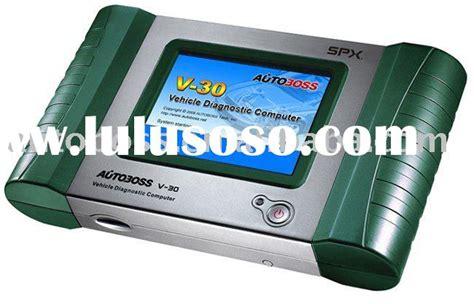 Autoboss V30 Automotive Diagnostic Computer For Sale