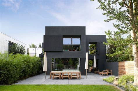 black exterior ideas   hauntingly beautiful home