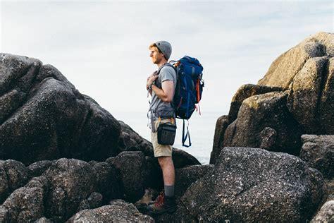 comfortably  backpacking   dslr