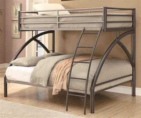 contemporary bunk bed metal all contemporary design