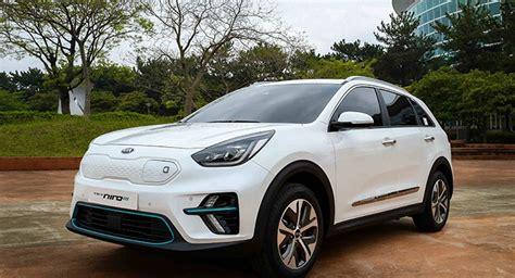 2019 Kia Niro Ev Revealed In South Korea Autoevolution