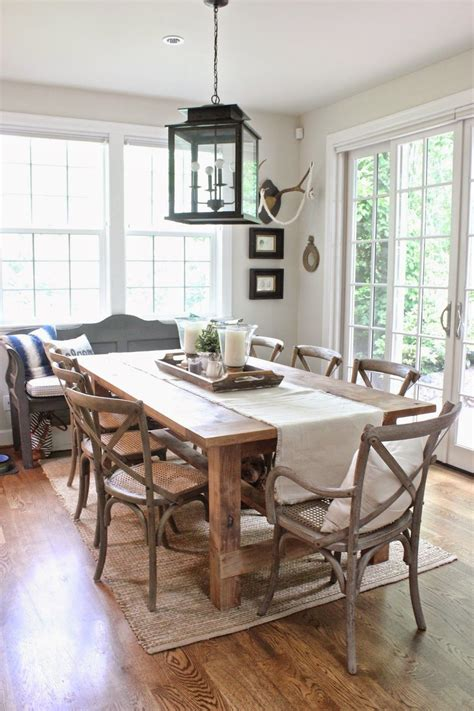Dining Room Table Decor Ideas by Forever Cottage Our Home The Version Farmhouse