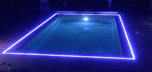 Eclairage Led En Ruban : kit ruban led 30 m tres piscine rgb ip68 eclairage led ~ Premium-room.com Idées de Décoration