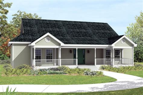 House Plan 5633 00362 Ranch Plan: 1 832 Square Feet 3