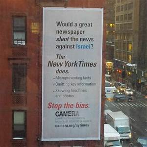 Calling After An Interview Exclusive New York Times Slammed For Bias On Billboard In