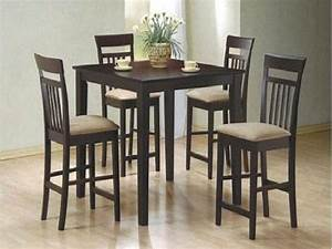 Tall square dining room tables dining room tables guides for Tall dining room tables