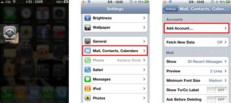 setup email on iphone mailme setup iphone mailme setting on iphone email