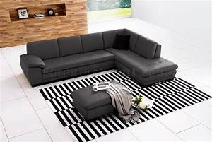 625 sectional sofa in grey italian leather by jm With 625 sectional sofa