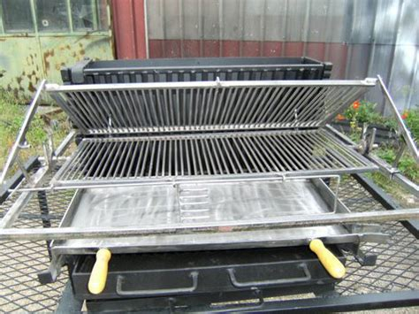 destockage noz industrie alimentaire machine barbecue fabrication artisanal