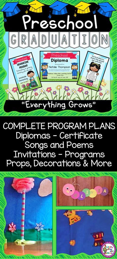 301 best preschool graduation end of year images on 553 | 66f800fbb41450d7905e372597c7cb17 kindergarten graduation preschool graduation ideas decorations